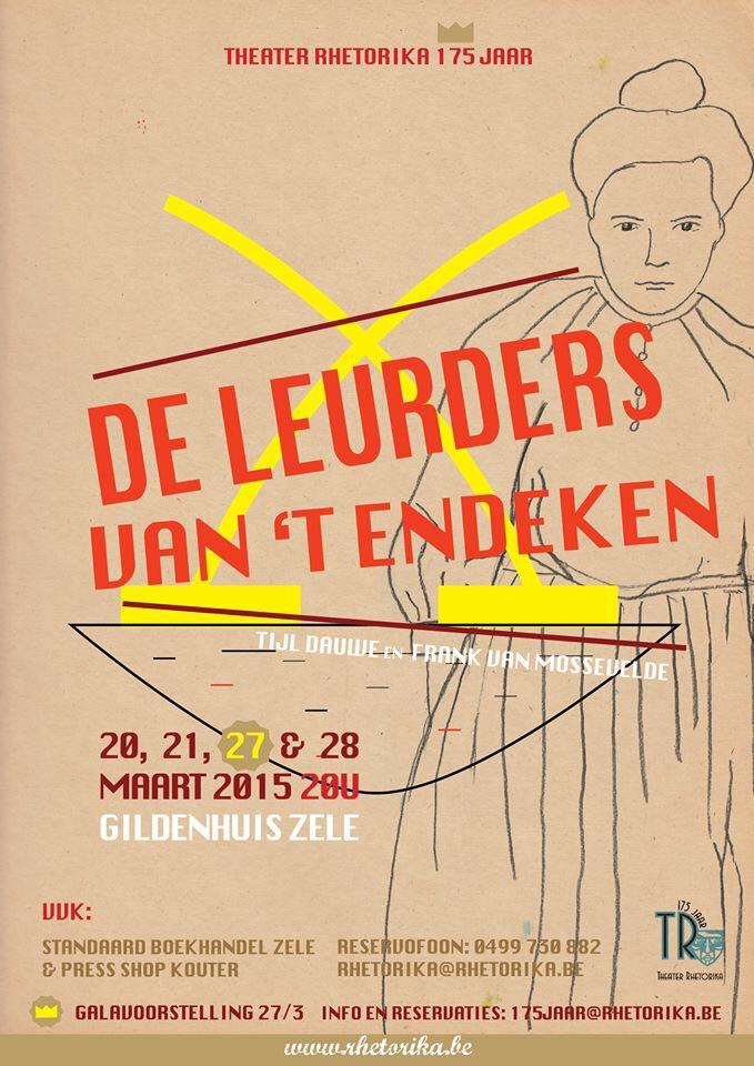 De leurders van 't Endeken (2015 voorjaar)