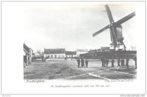 De Zandberg, nabij 't Endeken
